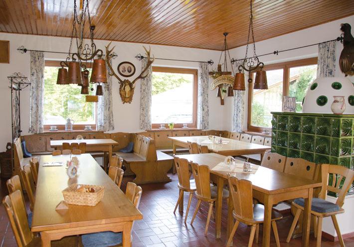 Einladende Gasträume